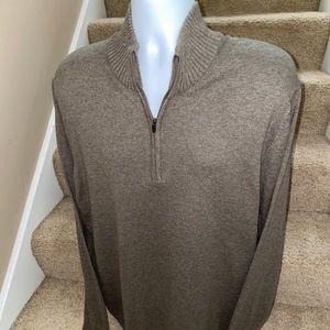 Nwt - Eddie Bauer lightweight pullover sweater XL